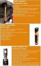 NEW RANGE OF TORCHES / HAND LAMPS HAVE JUST ARRIVED IN STOCK!