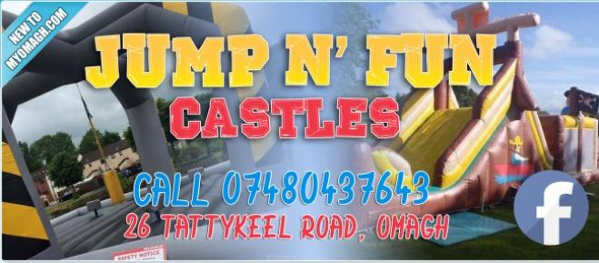 Castles in OMagh
